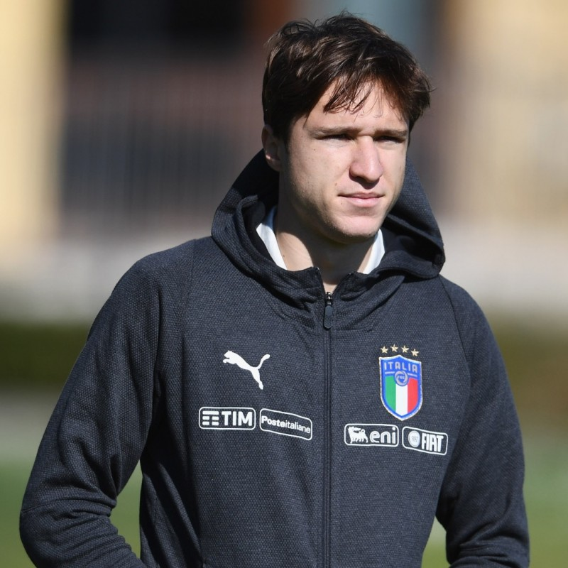 Official Italy Football Sweatshirt, 2019/20 Season