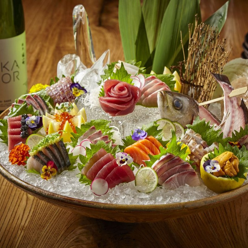 Roka Sushi Masterclass