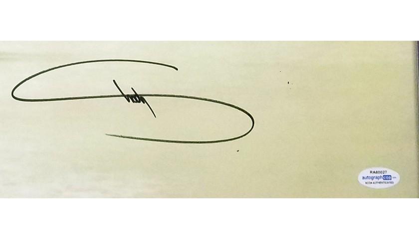 Eminem Hand Signed Print