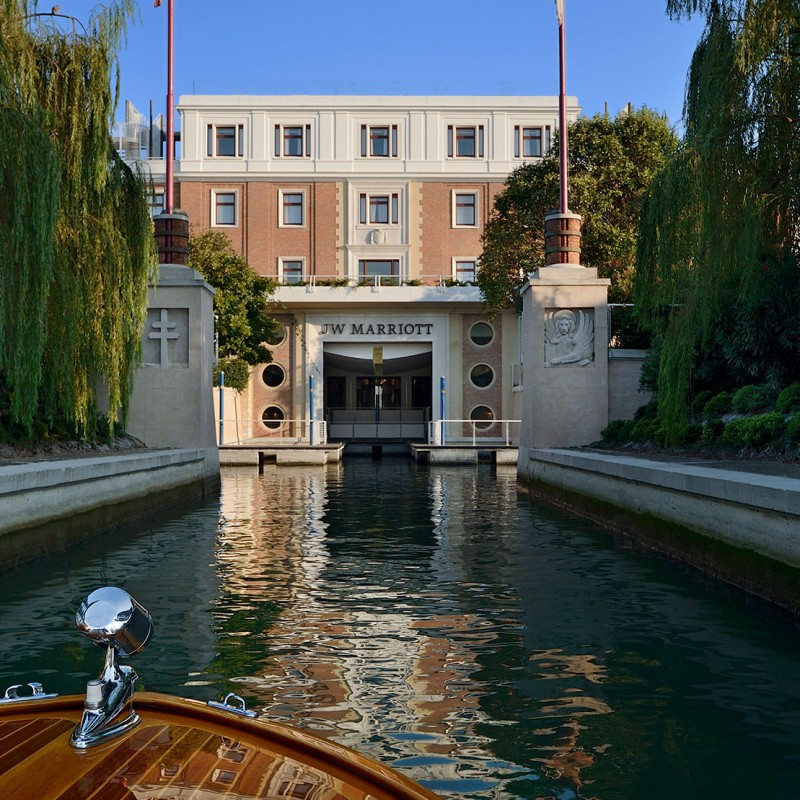 Dream Weekend at the JW Marriott Venice Resort & Spa