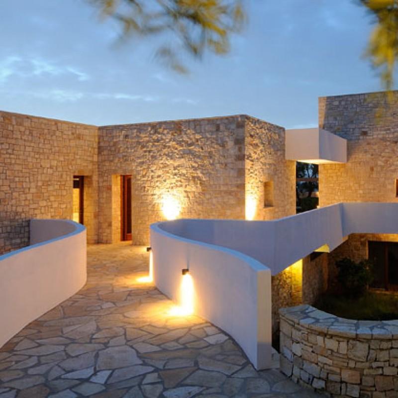 A week's stay in a beautiful villa in Paxos, Greece
