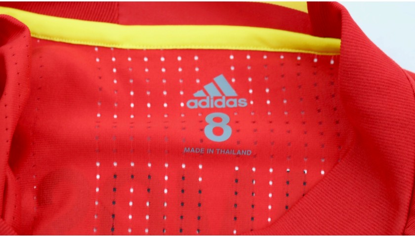 Ramos' Match Shirt, Spain-Czech Republic 2016