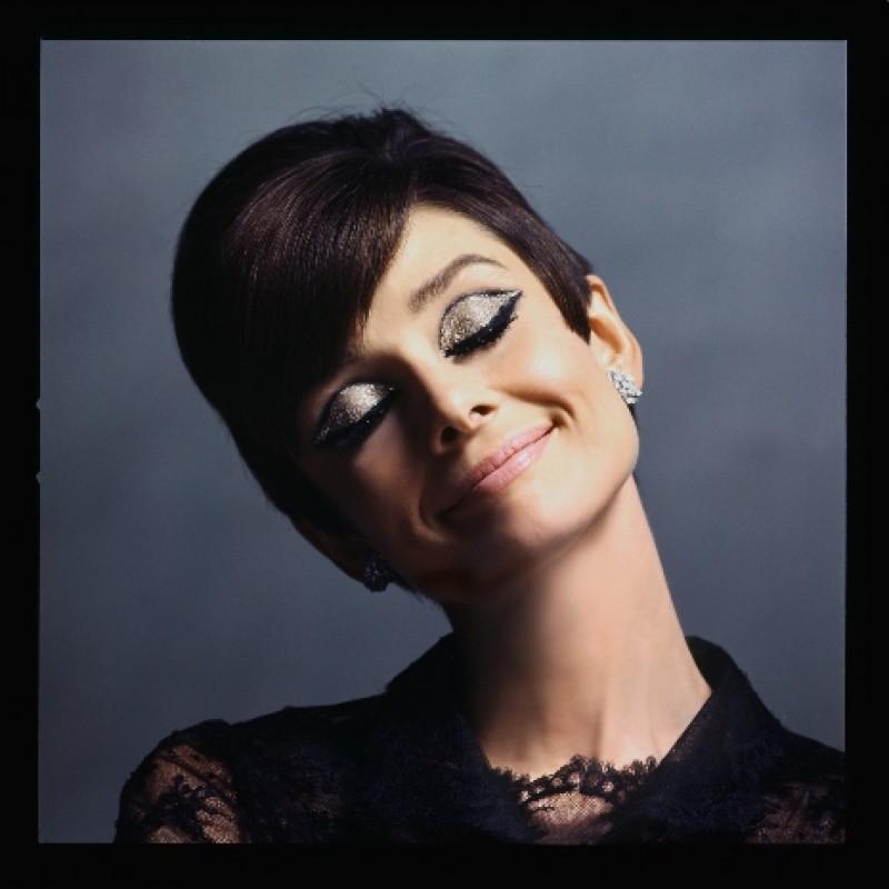 Audrey Hepburn in Paris by Douglas Kirkland, 1965 (Framed)