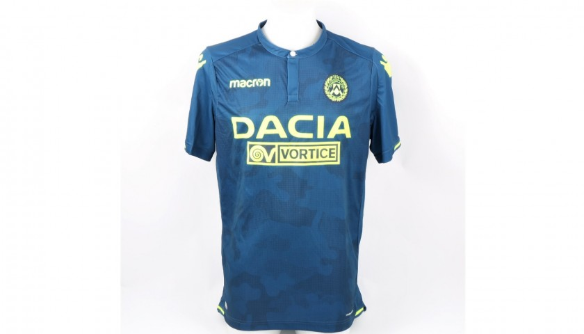 Lasagna's Offiical Udinese Kit, 2018/19 - Signed