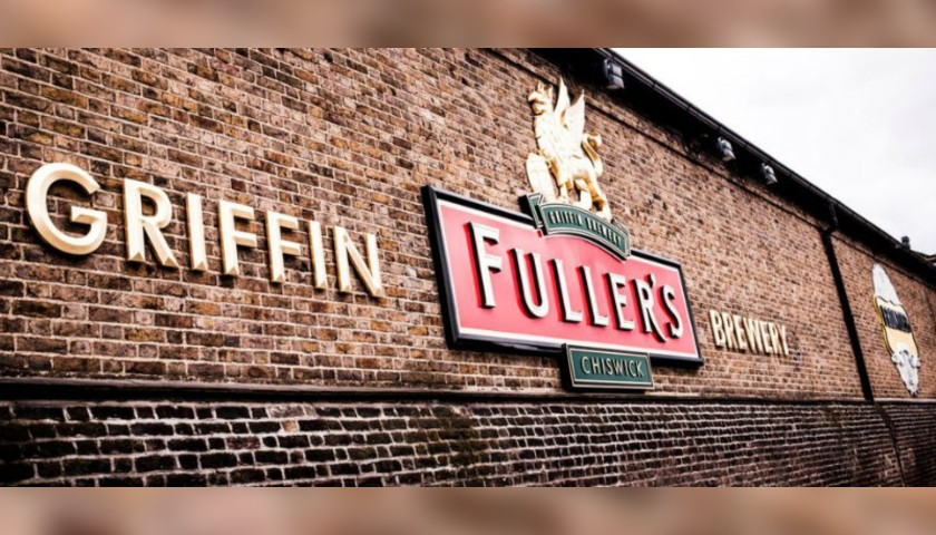 Brewery Tour and Beer Tasting at Fuller's Brewery for 2