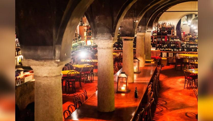 Wine Tasting at N'Ombra De Vin in Milan