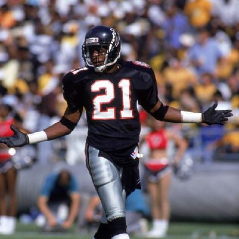 Deion Sanders Signed Special Edition Jersey