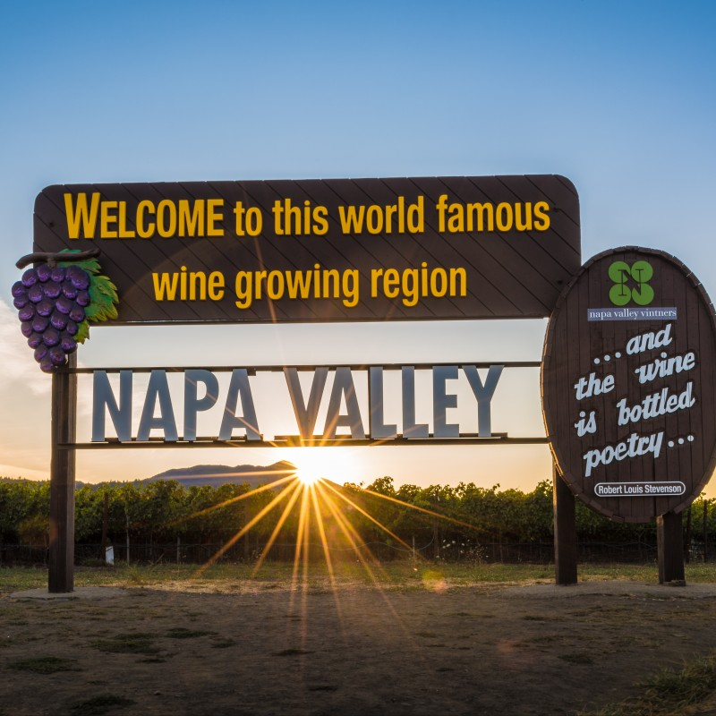 San Francisco-Napa Valley Wine Train Experience for Two