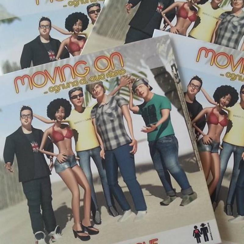 """Paolo De Ceglie's CD """"Moving On - Ognuno al suo ritmo"""""""