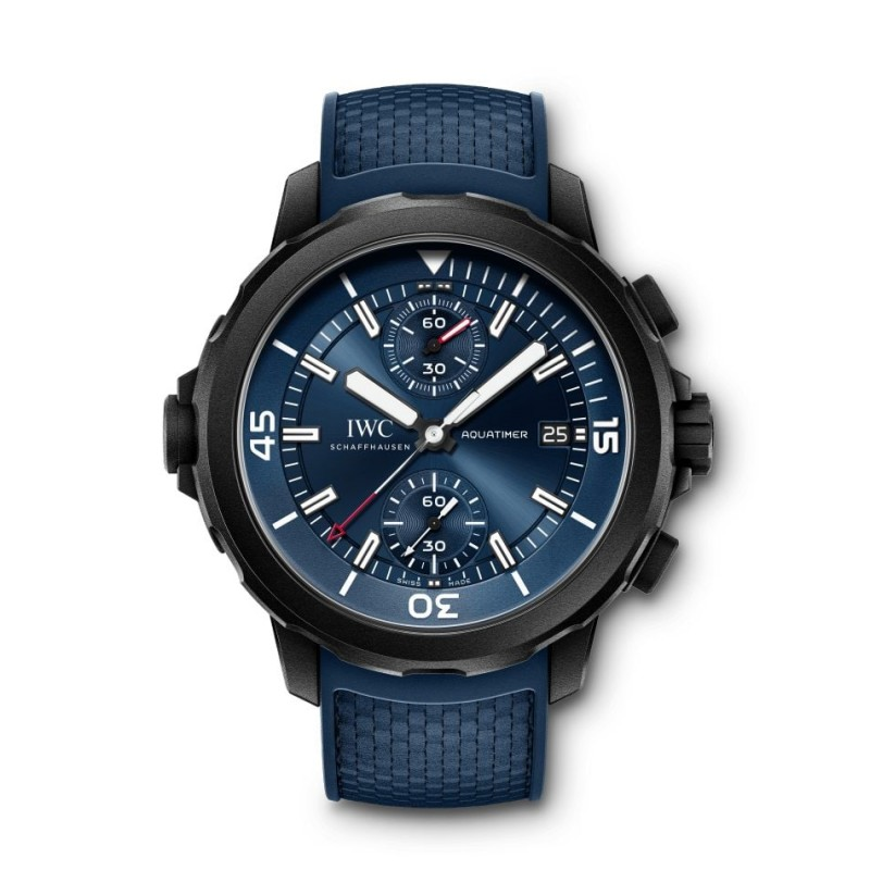 IWC Aquatimer Chronograph Edition «Laureus Sport for Good»