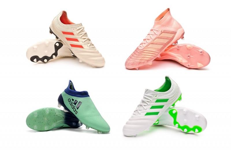 Adidas Boots Issued for Bonaventura