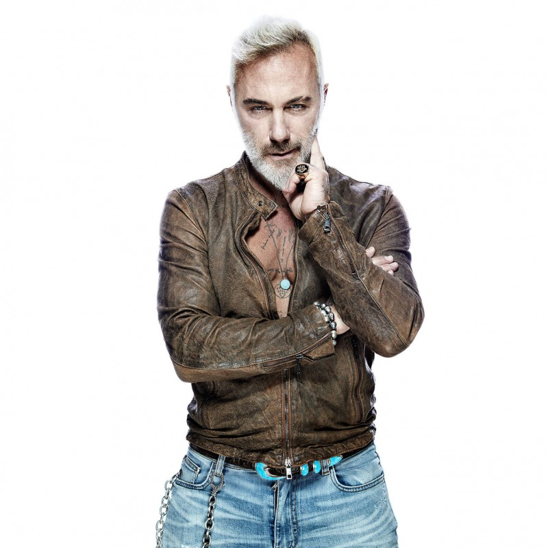 Meet Italian DJ Gianluca Vacchi at Just Cavalli in Porto Cervo, Sardinia