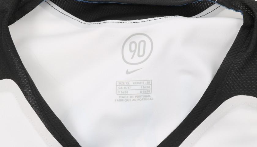 Figo's Inter Match Shirt, 2005/06