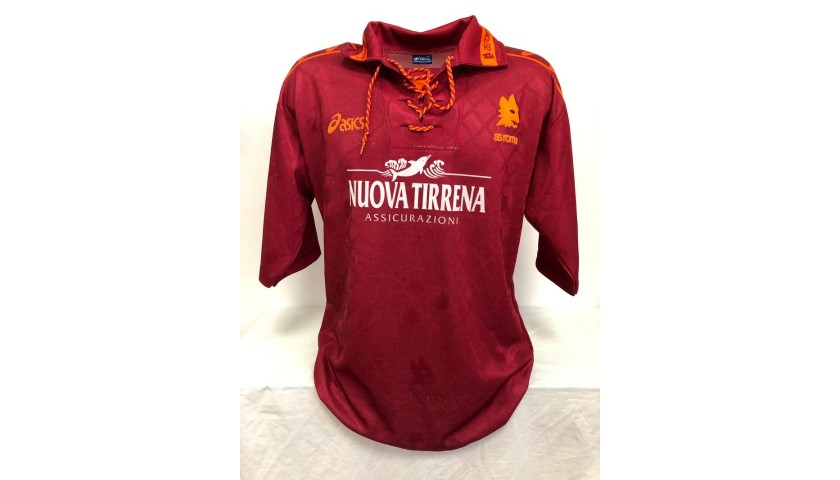 Muzzi's Roma Match Shirt, 1994/95