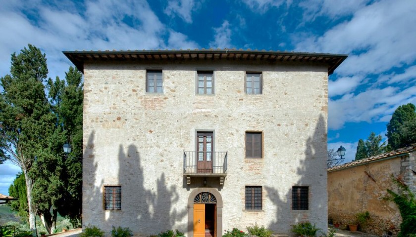 """Antica Volterra Casa"" Italian Villa Experience"