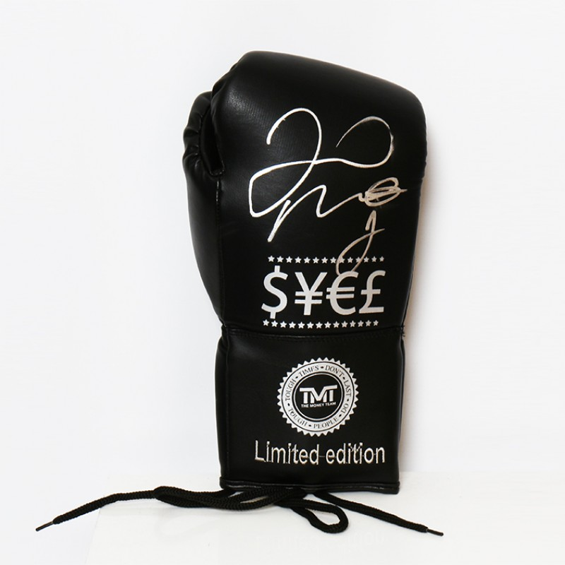 Boxing Glove Signed by Floyd Mayweather