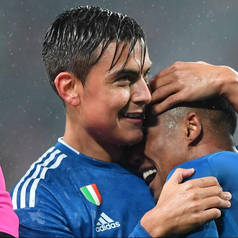 Dybala's Official Juventus 2019/20 Signed Shirt
