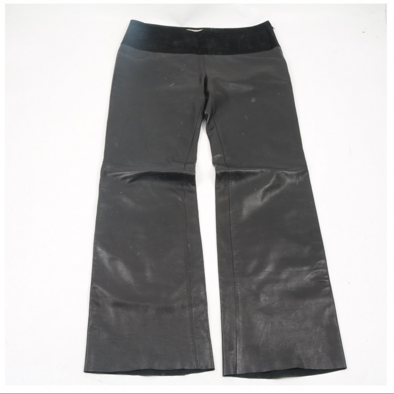 Women's Leather Pants by Trussardi