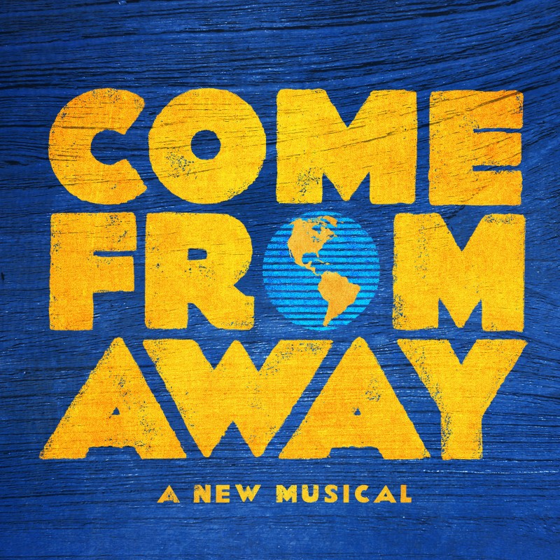 """2 Tickets and Backstage Access to """"Come From Away"""" on Broadway"""