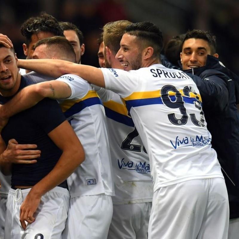 Sprocati's Shirt, Parma-Brescia 2019 - AC Parmense