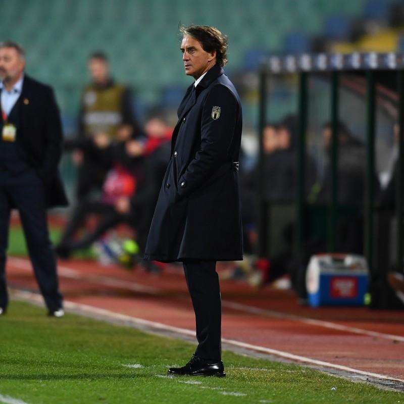 Emporio Armani Trench - Italy National Football Team 2021