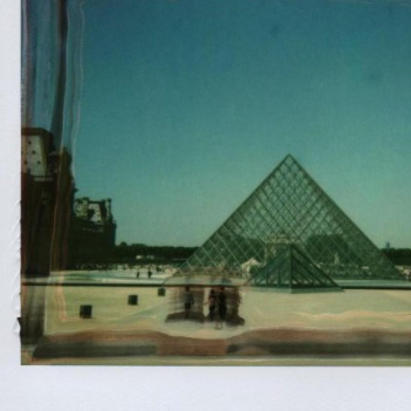 Paris 2007 - Single polaroid by Maurizio Galimberti