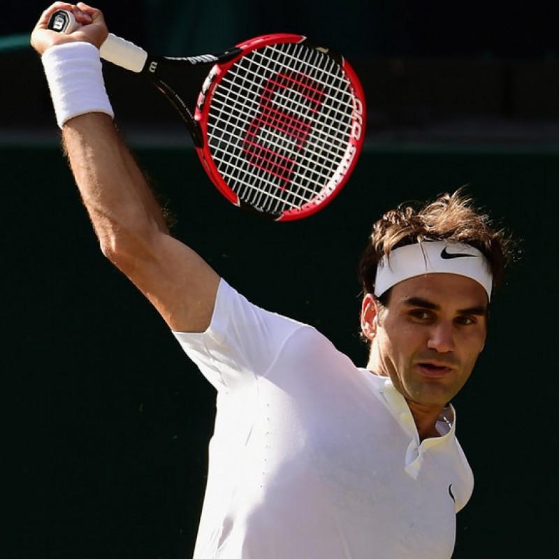 Racchetta Wilson di Roger Federer con autografo 3874682fb768