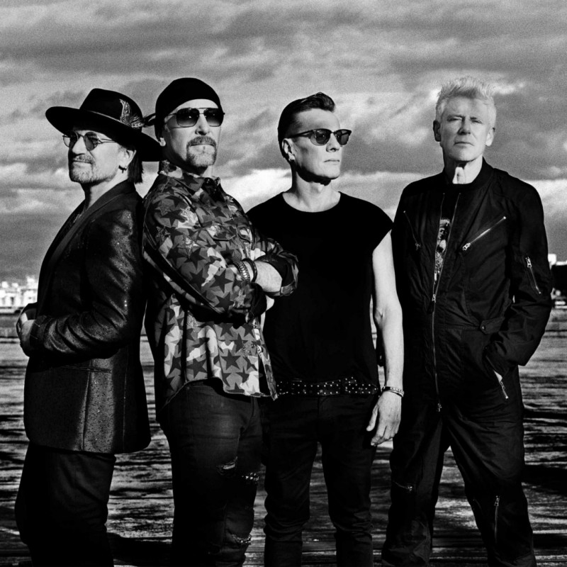 VIP Package for U2 eXPERIENCE + iNNOCENCE Show