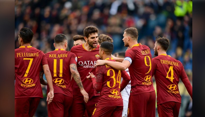 Enjoy AS Roma-Empoli from the Players Zone with Hospitality
