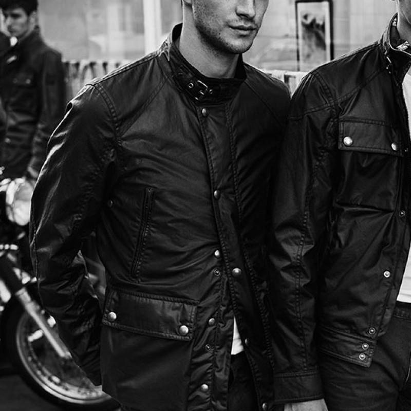 Two Tickets + backstage for the Belstaff A/W 2016 Menswear Show in London