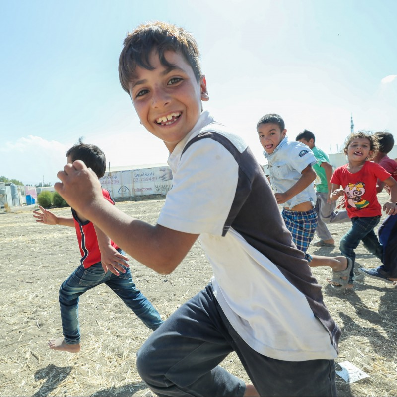 Make Your Contribution to UNICEF's Programmes in Lebanon