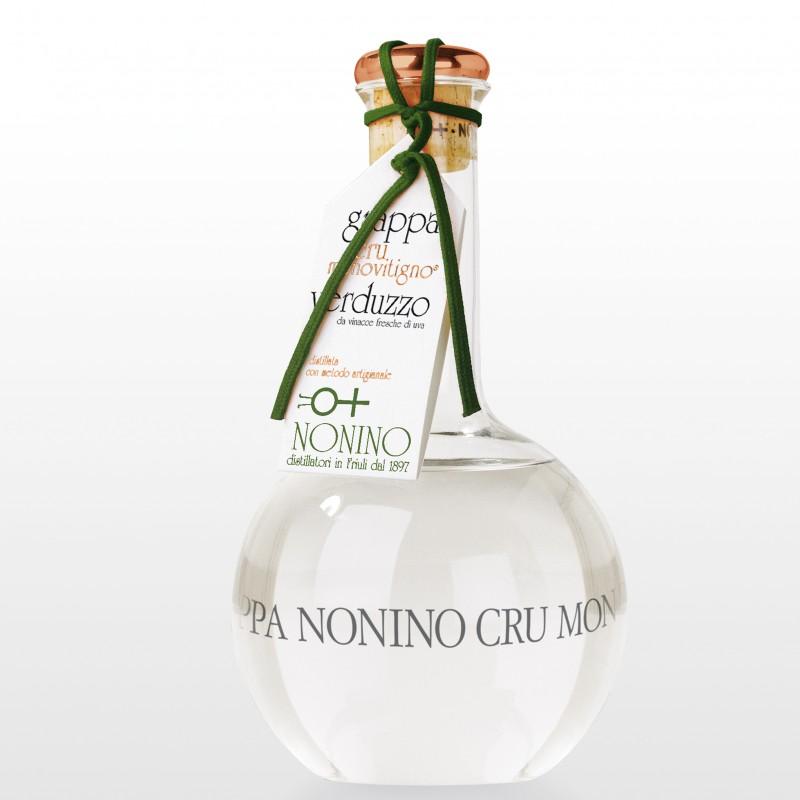 Grappa Nonino Monovitigno® Verduzzo Cru Friuli Colli Orientali