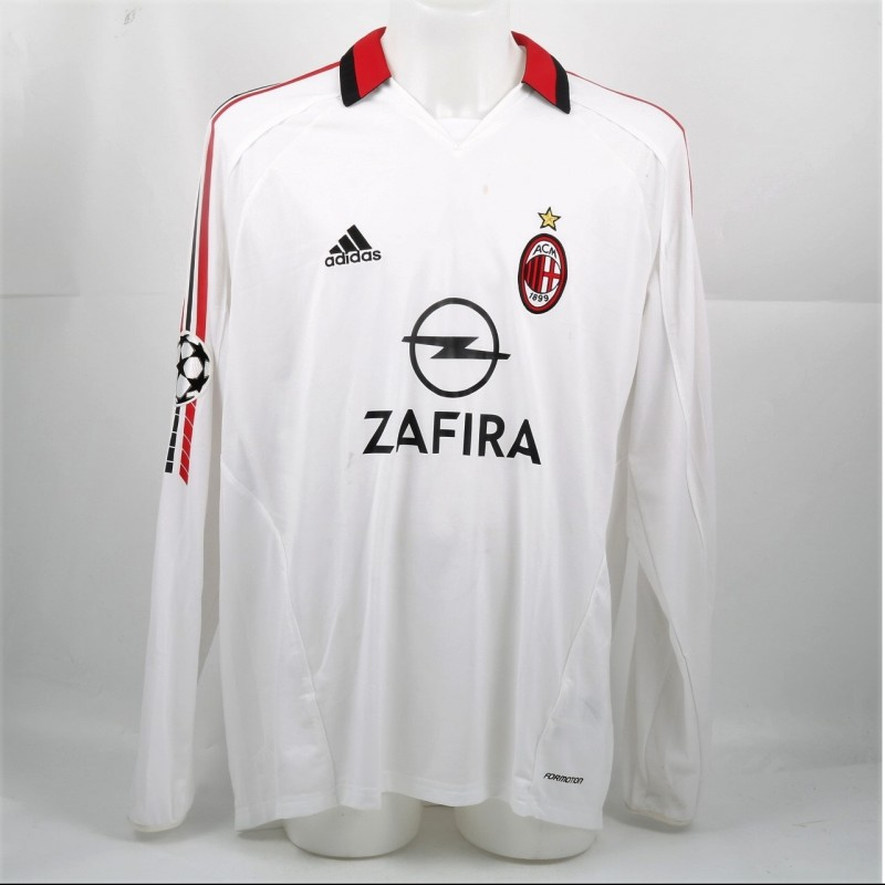 Kakà's Match-Issued/Worn Milan Shirt, UCL 2005/06