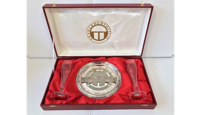 Francesco Totti Gift Box - Christmas 2000