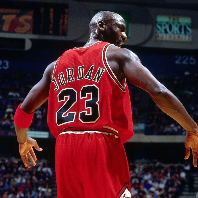 Official Wilson Ball - Signed by Michael Jordan