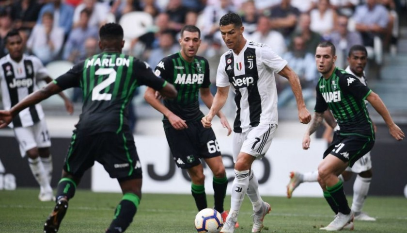 Enjoy the Sassuolo-Juventus Match with Mapei Lounge Hospitality
