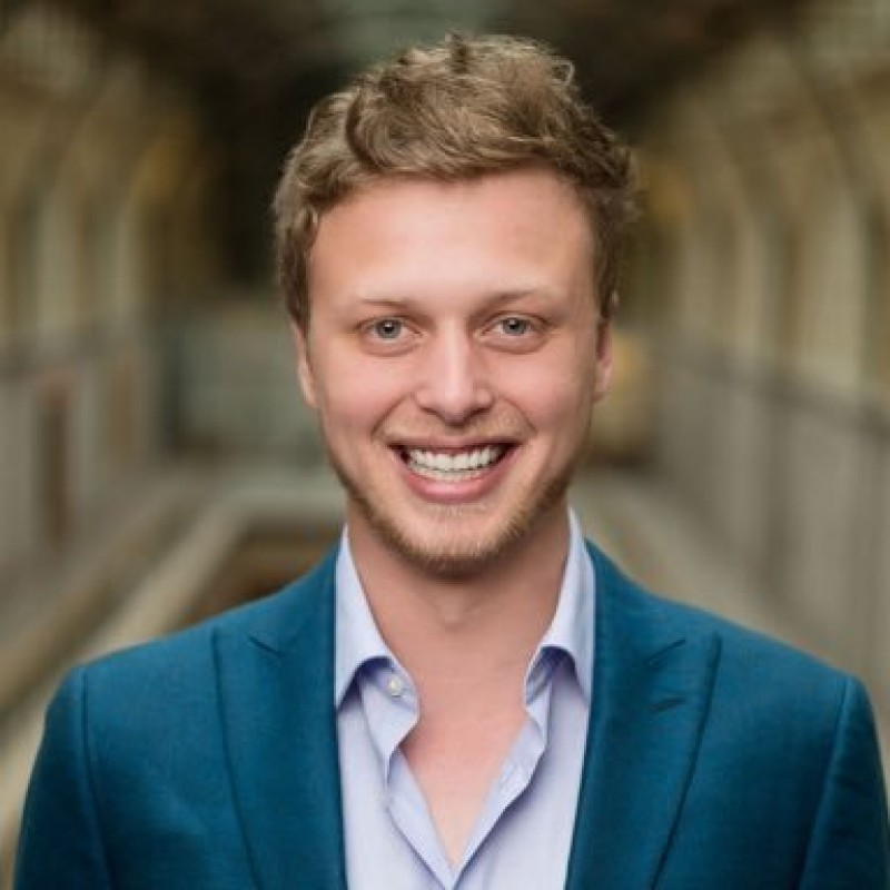 Power Lunch with Jeremy Gardner, Augur Co-founder
