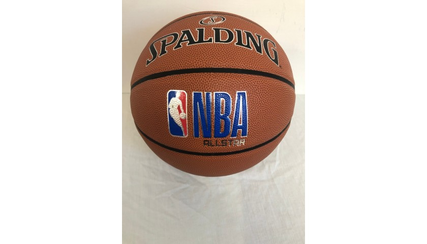 Official Spalding Basketball - Signed by Kareem Abdul-Jabbar