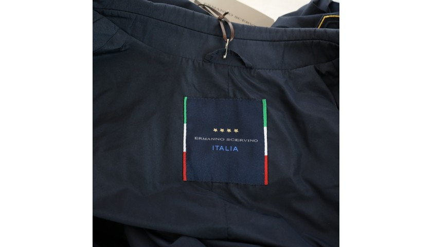 Stefano Okaka's Italy National Football Team Trench Coat