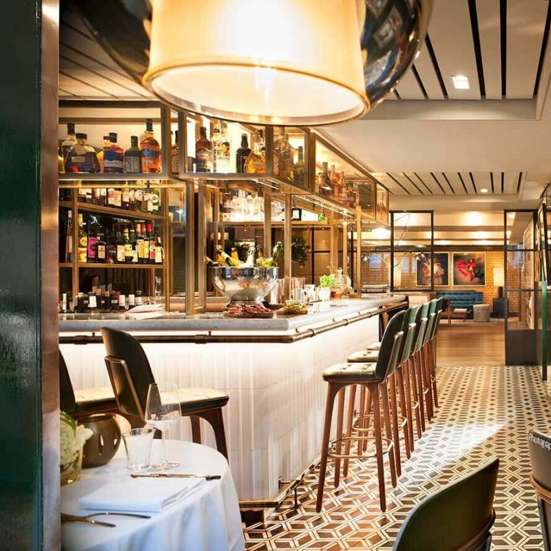 Champagne Breakfast for 2 at il Pampero