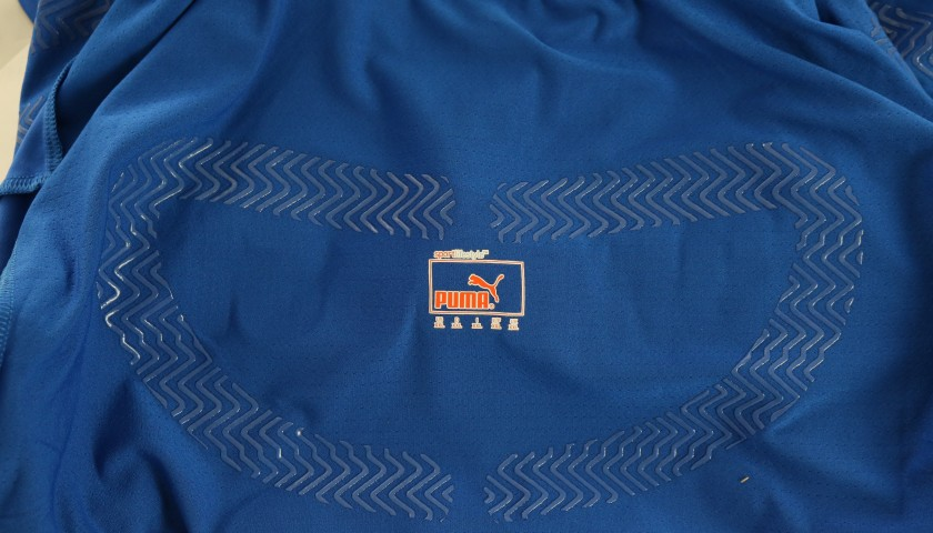 puma platform azzurre