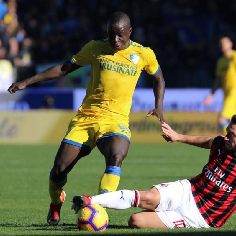 Chibsah's Match Shirt, Frosinone-Milan 2019