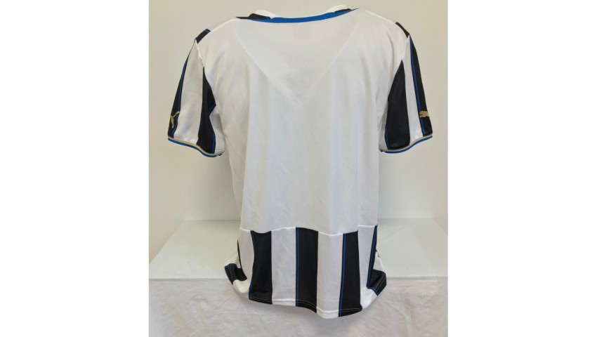 Official Newcastle United Shirt, 2013/14 - Signed by Michael Owen