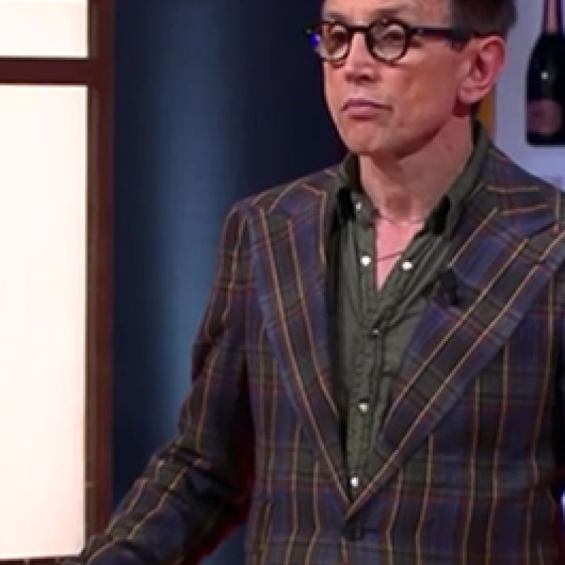 Bruno Barbieri worn Jacket in Masterchef Italy 4