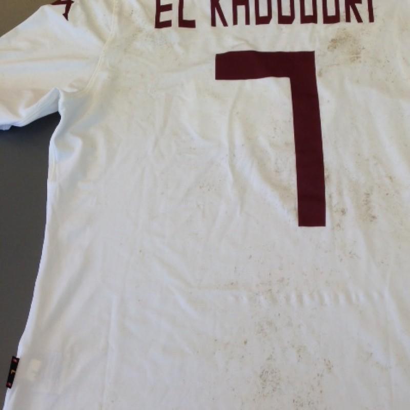 Torino match worn shirt, El Kaddouri, Serie A 2013/2014
