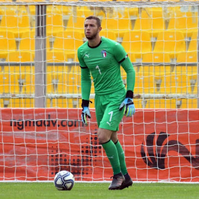 Loria's Match Shirt, Italy-Mali 2019