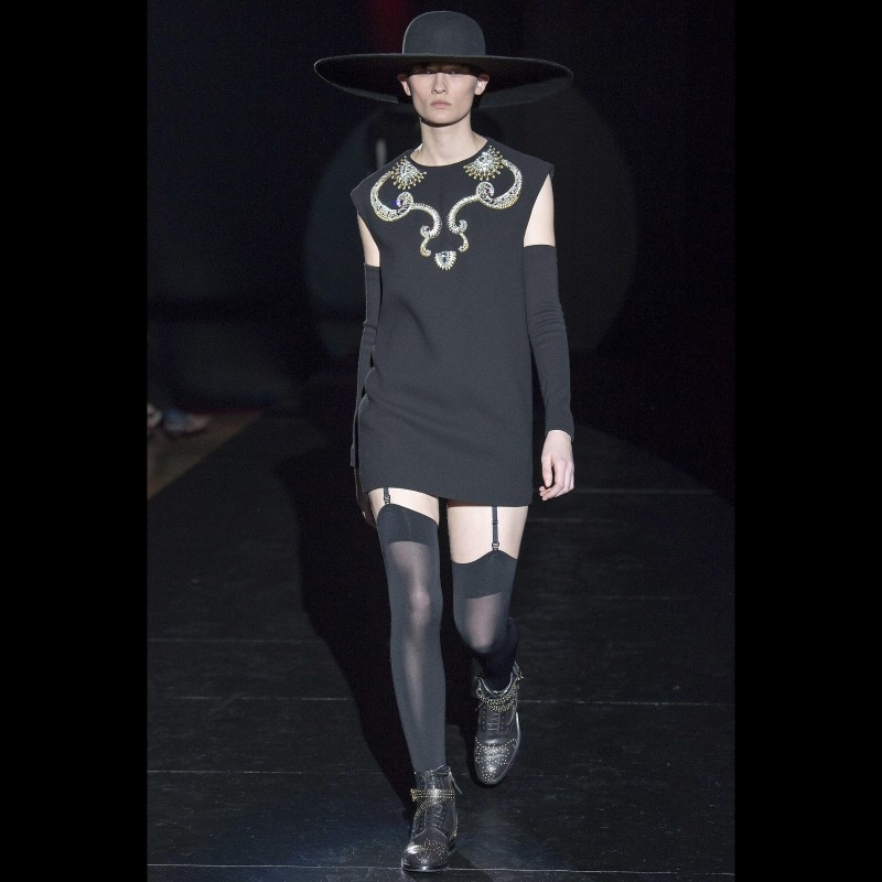 Black Dress by Fausto Puglisi
