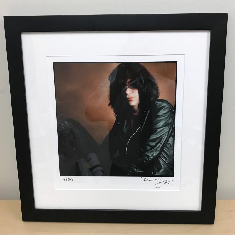 """Joey Ramone"" by Deborah Feingold"