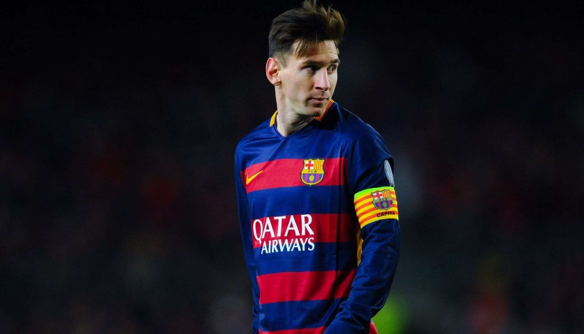 Meet Leo Messi at an FC Barcelona Home Game