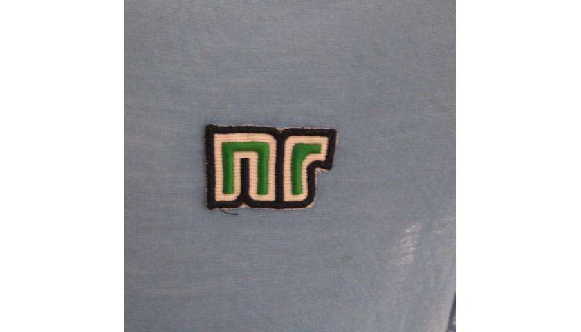 Maradona's Napoli Worn Shirt, 1986/87 with COA